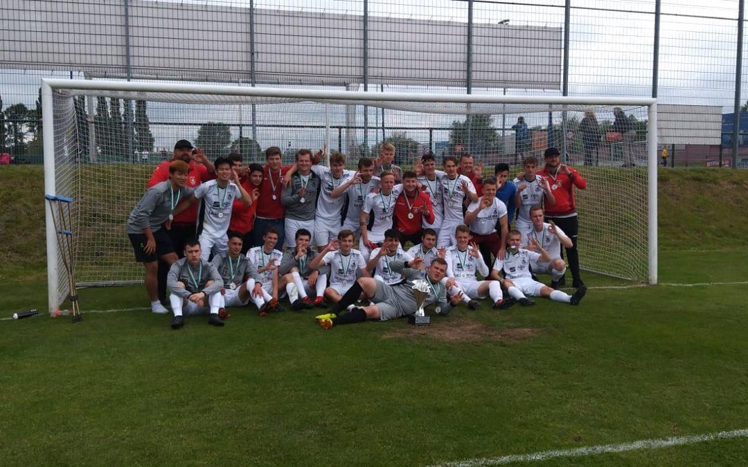 A-Jugend gewinnt Pokalfinale