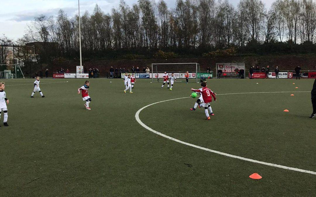 Walder Jugend beendet Hinrunde der Saison 19/20 erfolgreich