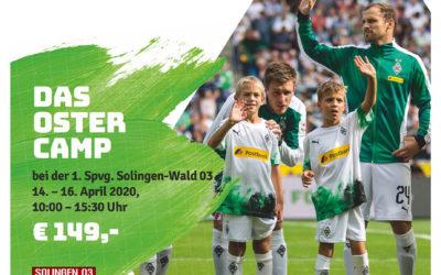ABGESAGT: Fußball Ostercamp bei 03